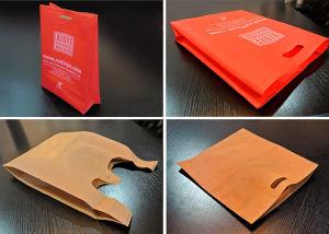 Nonwoven Bag Making Machine (XY-600/700/800) pictures & photos