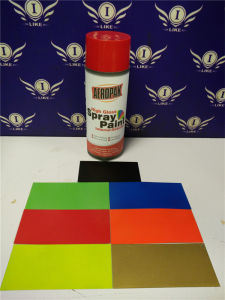 Manufacturer of Spray Paint -SGS Reach RoHS pictures & photos