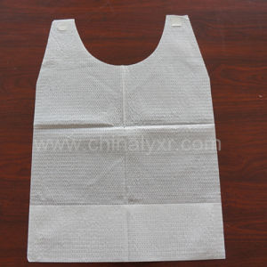 High Quality Apron, Make of Paper with PE pictures & photos
