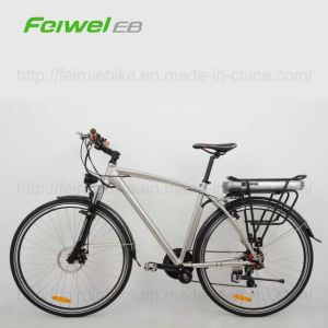 700c 350W E-Bike Mountain Electric Bicycle (TDB10Z) pictures & photos