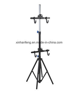 Hot Sale 4 Legs Bicycle Storage Stand (HDS-005) pictures & photos
