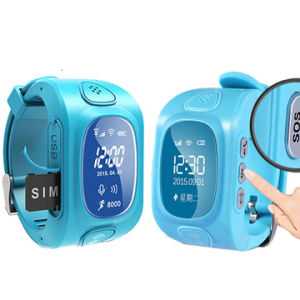 Kids GPS Tracking Watch with Real Time, Phone Message, Phone Call (WT50-KW) pictures & photos