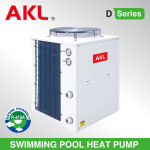 Eco-Friendly R410A Gas Swimming Pool Heat Pump Heater pictures & photos