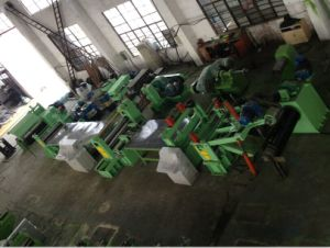 0.3 - 3mm Carbon Steel Thickness 380V 50Hz Cut-to-Length Line Slitting Machine pictures & photos