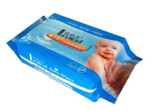 Non-Woven Fabrics Material Cleansing Wet Wipes for Baby (L005) pictures & photos