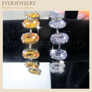 8X8 Square Fancy Cup Chain Acrylic Gem Rhinestone for Sandle pictures & photos