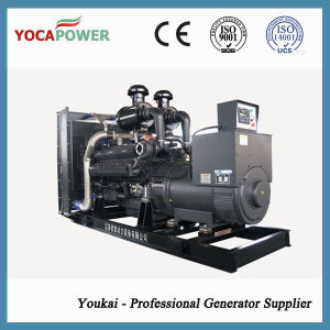 500kw Sdec Diesel Engine Electric Generator Power Generation pictures & photos