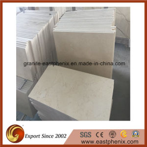 Top Quality Polished Egyp White Marble Stone Tile pictures & photos