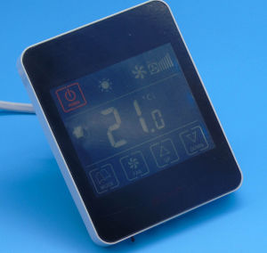 Memory Function Cooling Heating Room Thermostat with Ce (W808-2P) pictures & photos