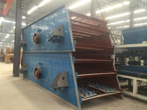 Vibrating Screen, Rock Vibrating Sieve pictures & photos