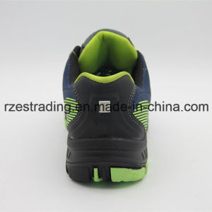 Rubber Outsole Material Sport Style Light Safety Shoes pictures & photos