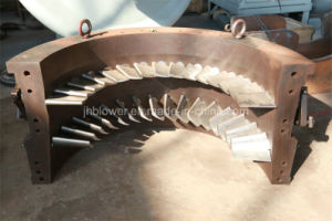 Blast Furnace Top Gas Recovery Turbine Unit Stator Blade pictures & photos