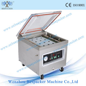 Automatic Low Type Nitrogen Vacuum Sealer Packing Machine Coffee pictures & photos