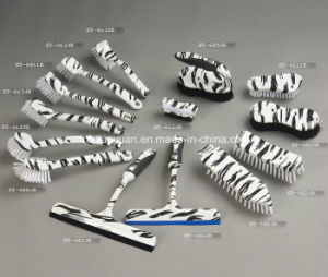 Printed Brush for Home Cleaning pictures & photos