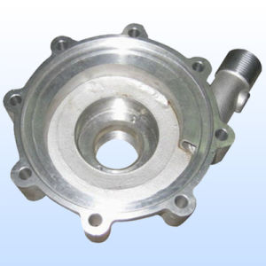 OEM Sand Casting Valve BOD From China Foundry pictures & photos