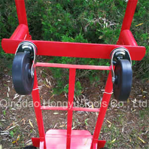 Manufacturer Good Quality Hand Trolley pictures & photos