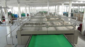 Stenter Heat Setting Production Line pictures & photos