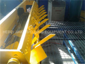 Automatic Anti-Climb Welded Wire Mesh Fence Panels Making Machine pictures & photos