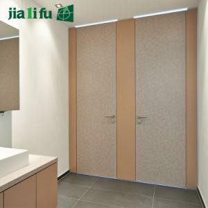 Jialifu Classical Fireproof Compact Laminate Toilet Partition pictures & photos