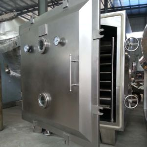 Vacuum Drying Machine for Apple Pulp pictures & photos