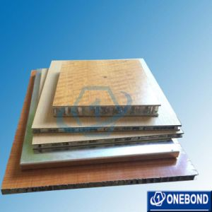 Onebond Aluminum Honeycomb Panel for Curtain Wall pictures & photos