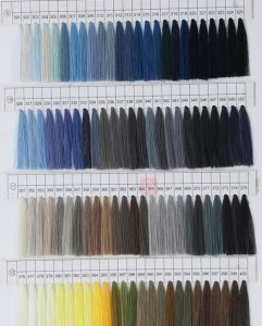Hot-Selling 100% Polyester Core Spun Sewing Thread pictures & photos