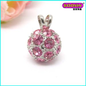 Cheap Alloy Wholesale Custom Crystal Necklace Pendant pictures & photos
