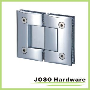180 Degree Glass to Glass Curved Door Hinge (Bh4002) pictures & photos