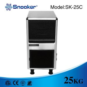 Snooker Bullet Ice Maker 25~35kg/24h pictures & photos