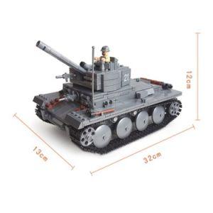14882009-Building Block Century Military Pzkpfw-II Tank Heer pictures & photos