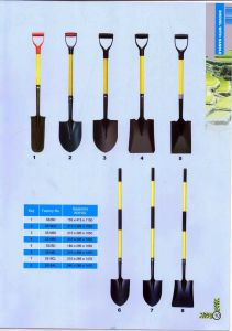 Tangshan Industry Trade Co Ltd Catalogue Shovel 7 pictures & photos