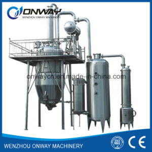 Rho High Efficient Factory Price Energy Saving Hot Reflux Solvent Herbal Plant Extractor pictures & photos