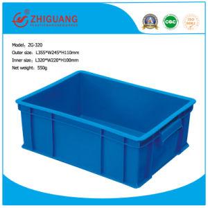 Hot Sale Plastic Crate Plastic Turnover Box Plastic Storage Box pictures & photos