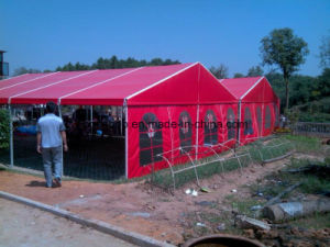 Waterproof Fabric PVC Coated Tarpaulin Roofing (1000dx1000d 23X23 900g) pictures & photos