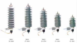 Hy10W, Hy5w Polymer Type Lightning Arrester pictures & photos