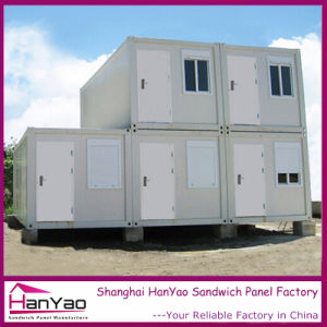 High Quality Prefabricated Mobile House Modular Building Container Houses pictures & photos