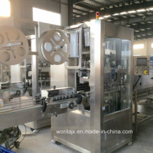Sleeve Labeling Machinery (WD-S350) pictures & photos