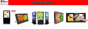 Acrylic/Cardboard Pop LCD Video Display pictures & photos