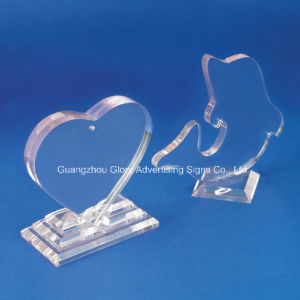 Acrylic/PMMA/Plexiglass Trophy pictures & photos