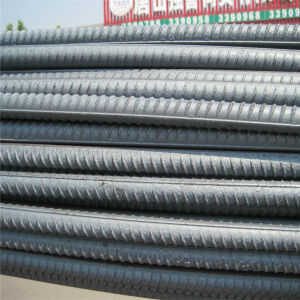China Supllier Low Carbon High Strength HRB400 HRB500 Rebar pictures & photos