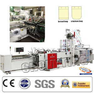 Fully-Auto Super High Speed PE & PP Wicketer Bag Making Machine pictures & photos