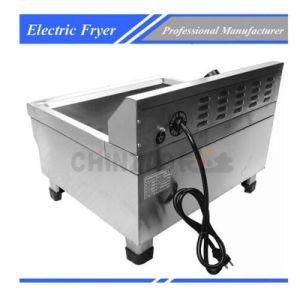 Commercial Restaurant Large Capacity Electric Deep Fryer Dzl-26b pictures & photos