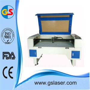CO2 Laser Engraving Machine GS-1280 120W for Ceramic Tiles Material pictures & photos