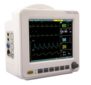 CE Approved Hot Sale Pm-6000 Multi Parameter Patient Monitor pictures & photos