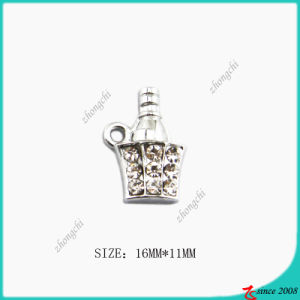 Metal Alloy Beer Bucket Charm (SPE)