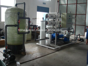 Seawater Desalination System (SWRO-80MPD) pictures & photos