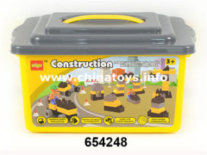 Construction Building Block Puzzle Educational Toy (654248) pictures & photos