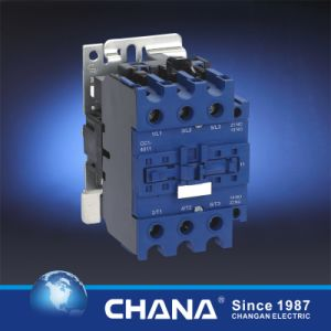 Overload Protection AC/DC 12V48V220V 3p4p Magnetic Contactor pictures & photos
