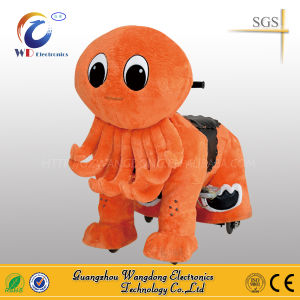 New Happy Octopus Arcade Walking Animal Rides Use Charger pictures & photos