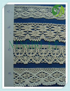 Cotton Crochet Lace for Clothing and Textile pictures & photos